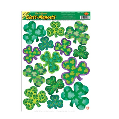 ST. PATRICKS IRISH CLINGER PARTY SUPPLIES