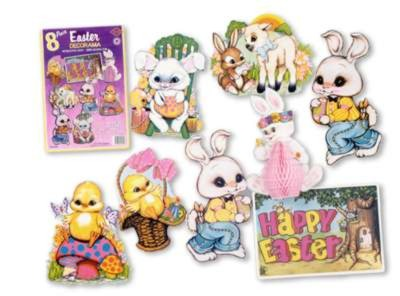 BULK EASTER DECORATING KITS