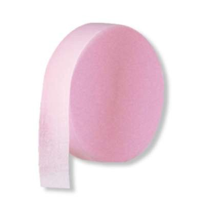 CREPE STREAMER PINK 85' PARTY SUPPLIES