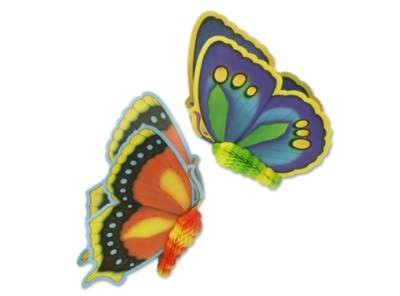 TISSUE BUTTERFLY 24IN. PARTY SUPPLIES