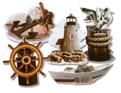 BULK NAUTICAL PARTY SUPPLIES