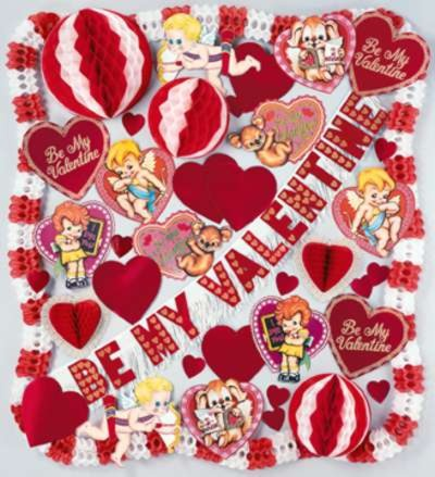 BULK VALENTINE DECORATING KITS