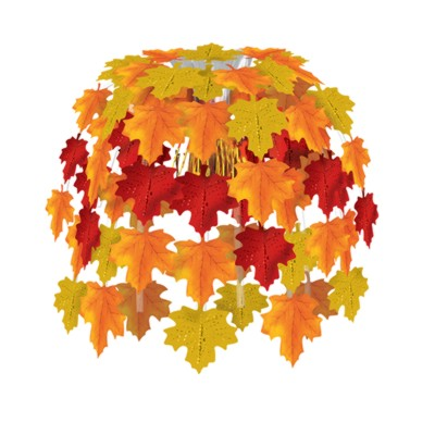 Click for larger picture of LEAVES OF AUTUMN CASCADE 12/CS PARTY SUPPLIES