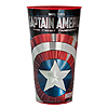 CAPTAIN AMERICA 24OZ. FOIL SOUVENIR CUP PARTY SUPPLIES