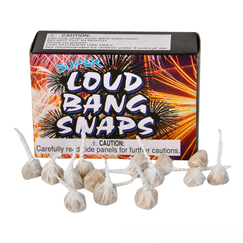 THROW SNAPS (50 CT.) PARTY SUPPLIES