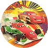 DISNEY CARS SOUVENIR PLATE PARTY SUPPLIES