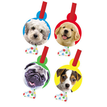 Click for larger picture of PAW-TY TIME! BLOWOUT (48/CS) PARTY SUPPLIES