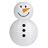 SNOWMAN LANTERN PARTY SUPPLIES