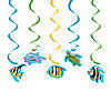 OCEAN PARTY DIZZY DANGLERS PARTY SUPPLIES