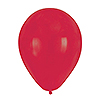 RED LATEX BALLOONS (180/CS) PARTY SUPPLIES