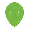 LIME LATEX BALLOONS (180/CS) PARTY SUPPLIES