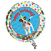 PAW-TY TIME! FOIL BALLOON PARTY SUPPLIES