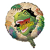 DINO BLAST FOIL BALLOON PARTY SUPPLIES