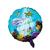 OCEAN PARTY FOIL BALLOON PARTY SUPPLIES