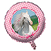 HEART MY HORSE FOIL BALLOON PARTY SUPPLIES