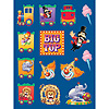 BIG TOP BIRTHDAY VALUE STICKER PARTY SUPPLIES