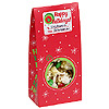 CHRISTMAS PRINT TREAT BOX-WINDOW PARTY SUPPLIES