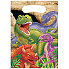 DINO BLAST TREAT BAG PARTY SUPPLIES