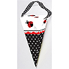 LADYBUG FANCY CONE SHAPE FAVOR BAG PARTY SUPPLIES