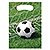 SPORTS FANATIC SOCCER TREAT BAG PARTY SUPPLIES