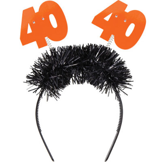 DISCONTINUED 40 FLASHING HEADBAND PARTY SUPPLIES