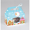 DISCONTINUED GINGERBREAD SC COOKIE BOX PARTY SUPPLIES