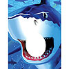 SHARK SPLASH PHOTO OP BANNER PARTY SUPPLIES