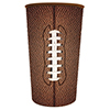 FOOTBALL 22 OZ SOUVENIR CUP PARTY SUPPLIES