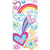 NOTEBOOK DOODLES SWANKIES (120/CS) PARTY SUPPLIES
