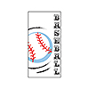 BASEBALL SWANKIES (120/CS) PARTY SUPPLIES