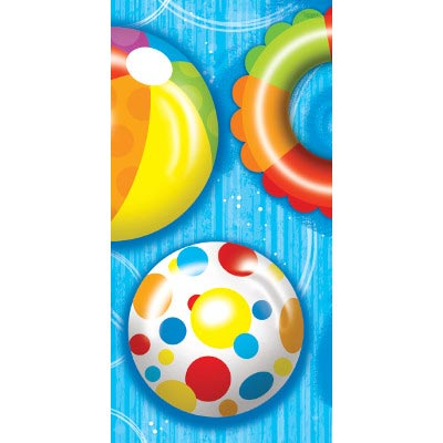 WATER FUN SWANKIE HANKIES (120/CS) PARTY SUPPLIES