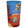 SUPER BOWL L (50) SOUVENIR CUP PARTY SUPPLIES