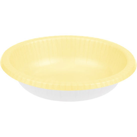IVORY 20 OZ PAPER BOWL (200/CS) PARTY SUPPLIES