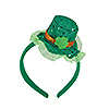DISCONTINUED ST. PATS DAY GLITTER BOPPER PARTY SUPPLIES