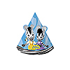 DISCONTINUED ZOU PARTY HATS PARTY SUPPLIES
