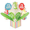 1ST BIRTHDAY CENTERPIECE (6/CS) PARTY SUPPLIES