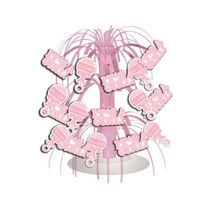 Click for larger picture of GINGHAM GIRL CENTERPIECE (6/CS) PARTY SUPPLIES