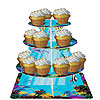 DISCONTINUED OCEAN PARTY TIERED SERVER PARTY SUPPLIES