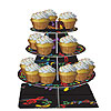 DISCONTINUED MUSIC NOTES TIERED SERVER PARTY SUPPLIES