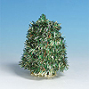 DISCONTINUED GREEN FRINGED TREE CENTRPC PARTY SUPPLIES