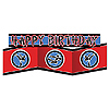BLACK BELT KARATE BDAY CENTERPIECE PARTY SUPPLIES