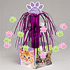PURR-TY TIME! CENTERPIECE (6/CS) PARTY SUPPLIES