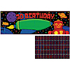 DISCONTINUED PARTY 'BOTS GIANT BANNER PARTY SUPPLIES
