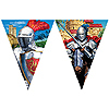 VALIANT KNIGHT FLAG BANNER PARTY SUPPLIES