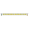 DISCONTINUED ZOU RIBBON BANNER PARTY SUPPLIES