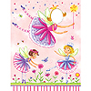 DISCONTINUED GARDEN FAIRY PHOTO BANNER PARTY SUPPLIES