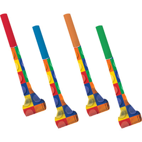 BLOCK PARTY BLOWOUTS PARTY SUPPLIES