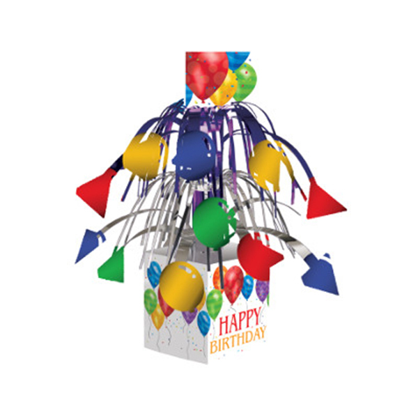 BALLOON BLAST MINI CENTERPIECE PARTY SUPPLIES