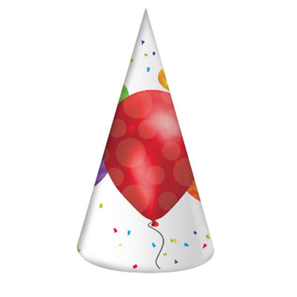 BALLOON BLAST PARTY HATS PARTY SUPPLIES