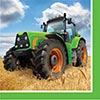 TRACTOR TIME BEVERAGE NAPKIN PARTY SUPPLIES